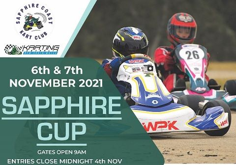 2021 SAPPHIRE CUP - (STATE CUP) 6TH/7TH NOVEMBER
